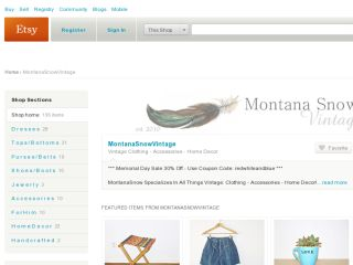 Shop at montanasnowvintage.etsy.com