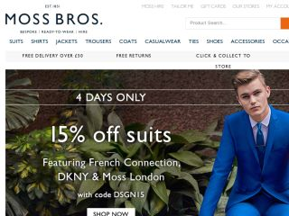 Shop at moss.co.uk