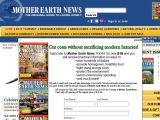 Browse Mother Earth News Magazine
