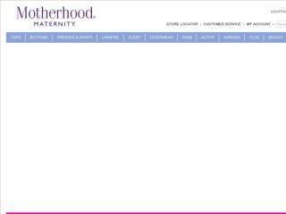 Shop at motherhood.com