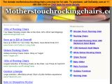Motherstouchrockingchairs.com Coupon Codes