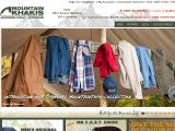 Mountain Khakis Coupon Codes