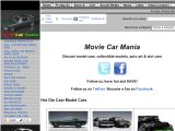 Movie Car Mania Coupon Codes