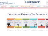 Browse Murdock London