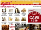 Browse Murray's Cheese