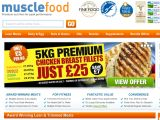 Musclefood.com Coupon Codes