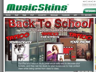 Shop at music-skins.com