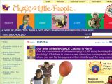 Browse Music For Little People