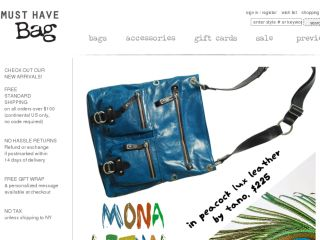 Shop at musthavebag.com