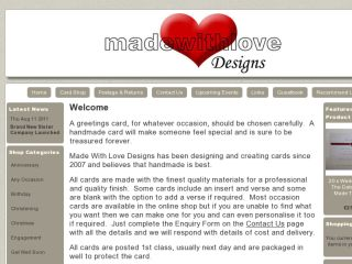 Shop at mwldesigns.co.uk