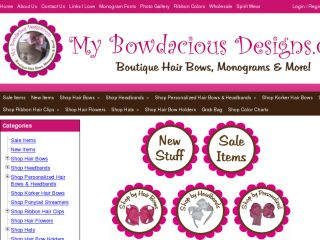 Shop at mybowdaciousdesigns.com