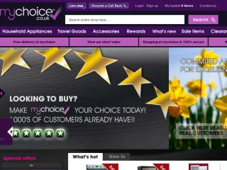 Shop at mychoice.co.uk