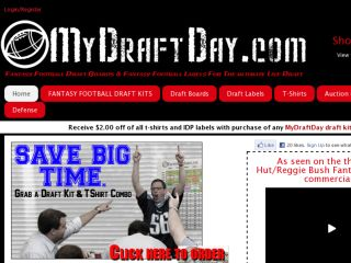 Shop at mydraftday.com