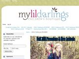 Browse Mylildarlings Boutique