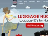 Browse Luggage Hugger