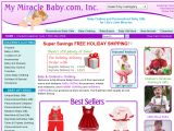 Browse My Miracle Baby.com
