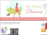 Mymoneydearest.com Coupon Codes