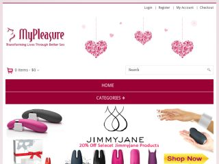 Shop at mypleasure.com