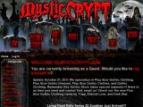 Browse Mystic Crypt