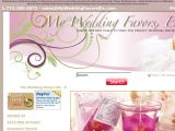 Myweddingfavorsetc.com Coupons