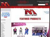 Nafightshop.com Coupons