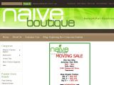 Naiveboutique.com Coupons