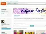 Najarakartistry.etsy.com Coupons