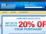Namcopool.com Coupons