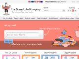 Namelabelco.com Coupons