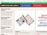Nametapesandlabels.com Coupons