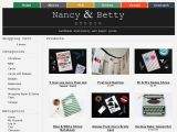 Browse Nancy And Betty