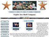 Browse Naples Sea Shell Company