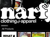 Browse Narf Clothing