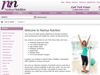 Shop at nashuanutrition.com