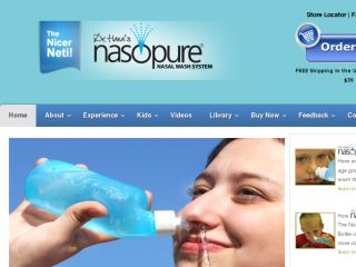 Shop at nasopure.com