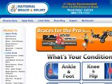 Browse National Brace And Splint
