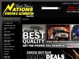 Browse Nations Starter & Alternator