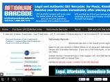 Browse Nationwide Barcode