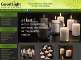 Browse Goodlight Natural Candles