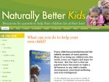 Browse Naturally Better Kids