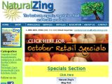 Naturalzing.com Coupon Codes