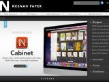 Browse Neenah Paper