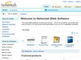 Browse Nehemiah Bible Software