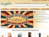 Browse Neptune Cigar Superstore