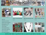Nerdyrobots Coupon Codes