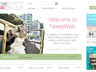 Shop at newlywish.com
