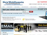 Newwebdomain.com Coupon Codes