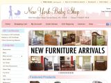 Browse New York Baby Shop