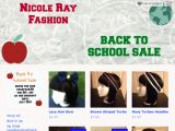Nicolerayfashion Coupon Codes