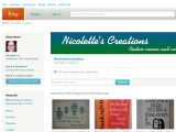 Nicolettescreations Coupon Codes